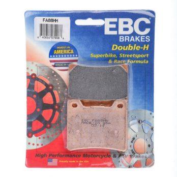 EBC Front Brake Pads for 85-92 OEM Vmax 2 Piston Brake Calipers