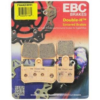 EBC Front Brake Pads for 99-07 Hayabusa 6 Piston Calipers
